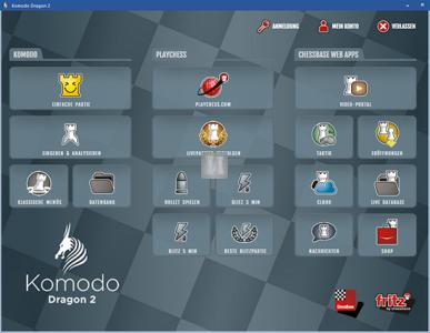 Komodo Dragon 2 - DOWNLOAD version