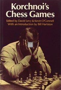 Korchnoi's chess games- Levy ,O'Connel - 2nd hand