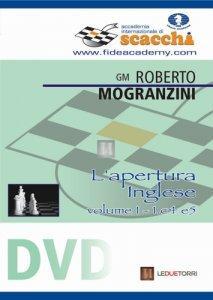 L'apertura Inglese 1. c4 e5 Vol. 1 - DVD FIDE Academy