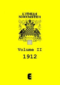 L'Italia Scacchistica volume II - 1912