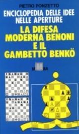 La difesa moderna Benoni e il Gambetto Benko - 2a mano