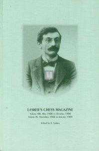 Lasker's Chess Magazine - 8 volumes