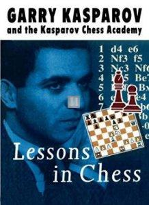 Lessons in chess - 2nd hand