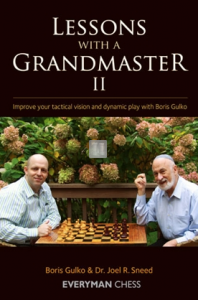 Lessons with a Grandmaster 2: Improve your tactical vision and dynamic play with Boris Gulko - 2nd hand