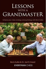 Lessons with a Grandmaster: Enhance your chess strategy and psychology with Boris Gulko - 2nd hand