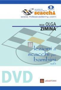 Lezioni di Scacchi per bambini  vol.1 DVD