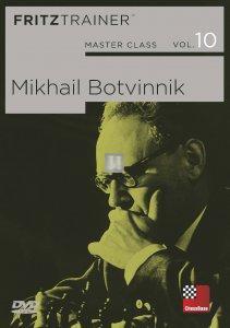 Master Class Vol.10: Mikhail Botvinnik - DVD
