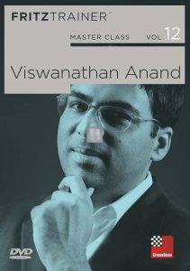 Master Class Vol. 12: Viswanathan Anand - DVD