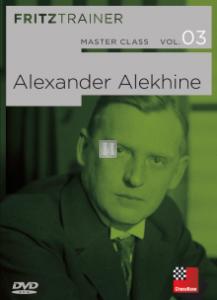 Master Class Vol.3: Alexander Alekhine - DVD