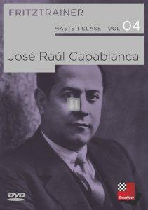 Master Class Vol.4: José Raúl Capablanca - DVD