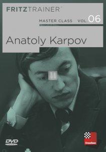 Master Class Vol.6: Anatoly Karpov - DVD