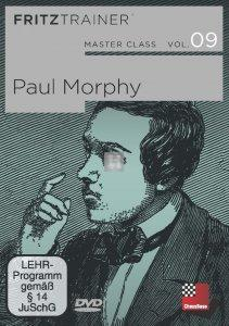Master Class Vol.9: Paul Morphy - DVD