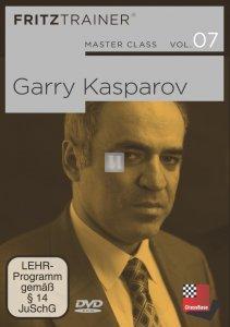 Master Class Vol.7: Garry Kasparov - DVD