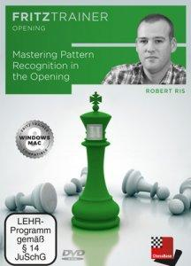 Mastering Pattern Recognition in the Opening - DVD