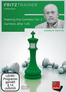 Meeting the Gambits Vol.2 - Gambits after 1.d4 - DVD