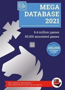 Mega Database 2021 - DVD