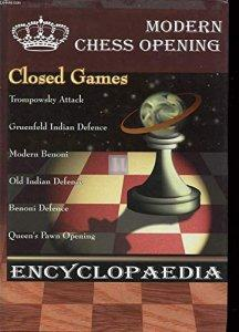 Modern Chess Opening Encyclopaedia: Closed Games - 2a mano / 2nd hand