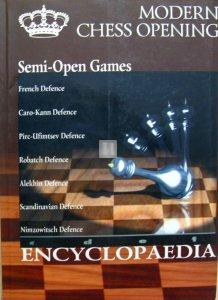 Modern Chess Opening Encyclopaedia: Semi-Open games - 2a mano / 2nd hand