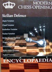 Modern Chess Opening Encyclopaedia: Sicilian Defence - 2a mano / 2nd hand