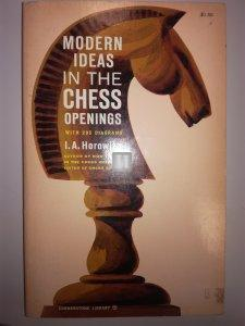 Modern ideas in the chess openings - 2nd hand