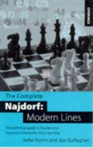 Complete Najdorf: Modern Lines -2nd hand