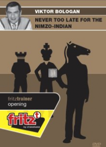 Never too late for the Nimzo-Indian - DVD