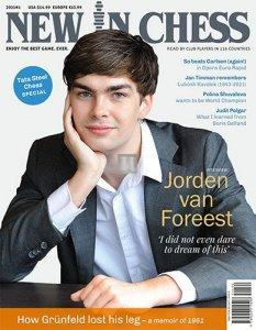 New in Chess Magazine 2-2021