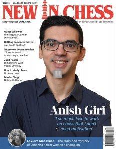 New in Chess Magazine 3-2021