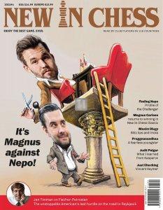 New in Chess Magazine 4-2021