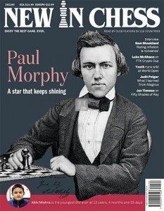 New in Chess Magazine 5-2021