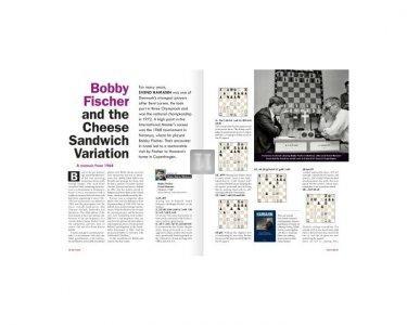 New in Chess Magazine 6-2020