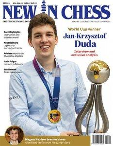 New in Chess Magazine 6-2021