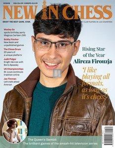 New in Chess Magazine 8-2020