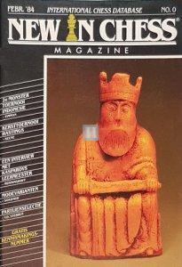 New in Chess Magazine 0-1984 - 2nd hand