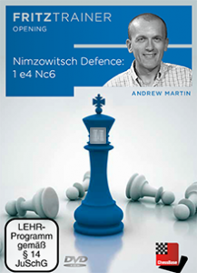 Nimzowitsch Defence 1.e4 Nc6 - DVD