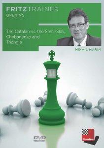 The Catalan vs. the Semi-Slav, Chebanenko and Triangle - DVD