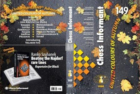 Chess Informant 149 - United Colours of Autumn