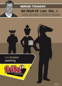 No fear of 1.d4! Vol. 1 - Catalan and Queen's Indian - DVD