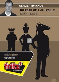 No fear of 1.d4! Vol. 2 - Nimzo-Indian - DVD
