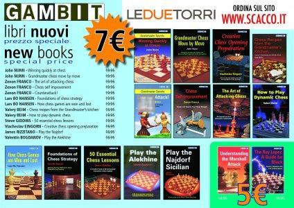 Offerte Gambit - 7 € books - libri a 7 €