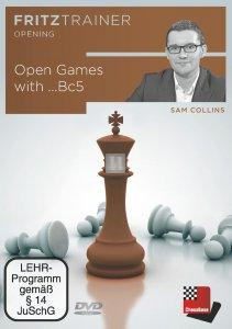 Open Games with ...Bc5 - DVD