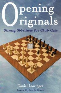 Opening Originals - Strong Sidelines for Club Cats