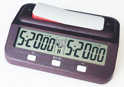 Orologio Digitale per Scacchi - Basic 101
