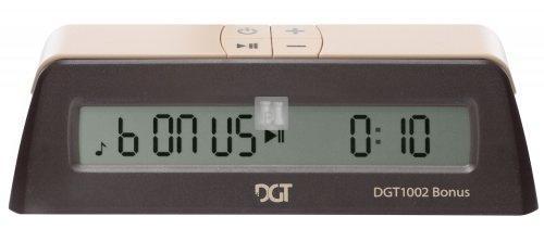 DGT 1002 Digital Chess Clock with Bonus Timer