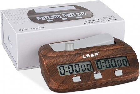 Orologio Digitale per Scacchi - Leap PQ9907S Special Edition