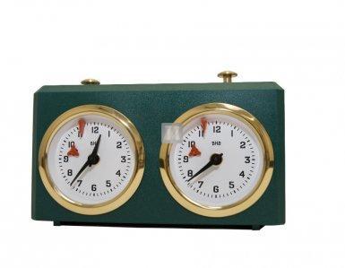 Chess clock - BHB Turnier green