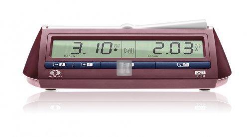 DGT 2010 - the official chess clock