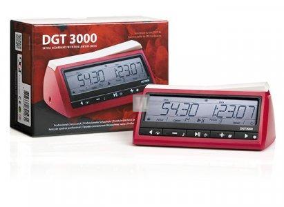 Orologio per scacchi DGT 3000