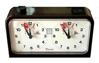 Chess Clock - Insa (in plastic)