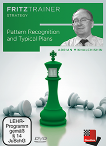 Pattern Recognition and Typical Plans - DVD